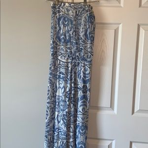 Cynthia Rowley Maxi beach coverup / dress
